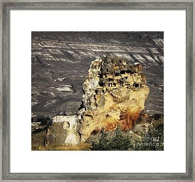 Cappadocia Framed Print by Jelena Jovanovic