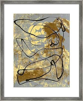 Cappucino Framed Print by Margarete M Kedl