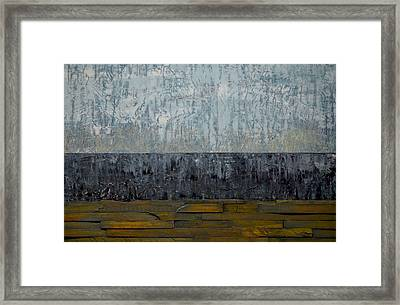 Capriccio Series #18 And 20 Framed Print by Theresa Newton