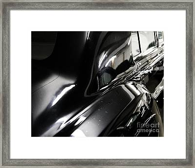 Car Fascination Framed Print by Four Hands Art
