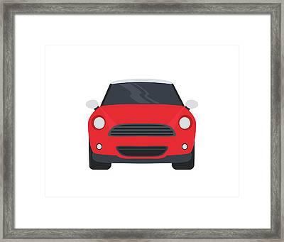 Car II Framed Print by Tamara Robinson