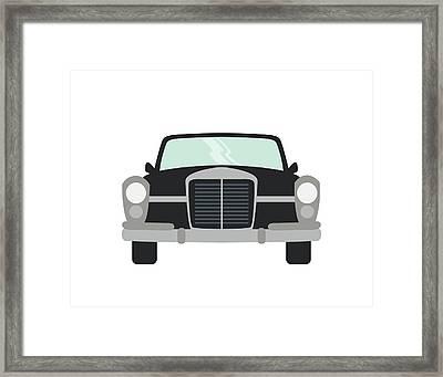 Car IIi Framed Print by Tamara Robinson