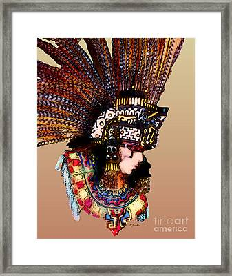 Caribbean Colors Framed Print by Linda  Parker