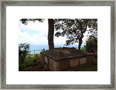Caribbean Cruise - Barbados - 1212123 Framed Print by DC Photographer