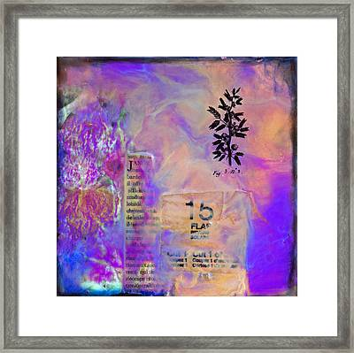 Caribbean Dreams 1 Dyptich Framed Print by Bellesouth Studio