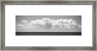 Caribbean Sea Framed Print by Panoramic Images