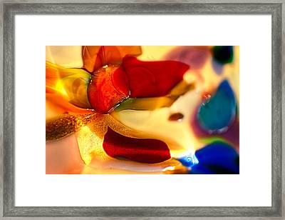 Carmen Framed Print by Omaste Witkowski