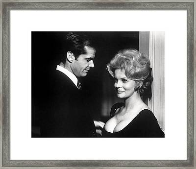 Carnal Knowledge  Framed Print by Silver Screen