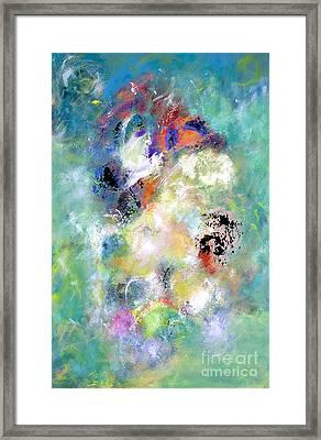 Carnival Ride - Pegasus Framed Print by Jason Stephen