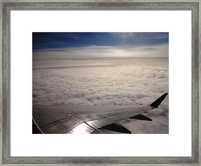 Carpet Of Glory Framed Print by Suzanne Perry