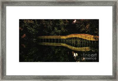 Carry Me Back In Time Framed Print by Olahs Photography