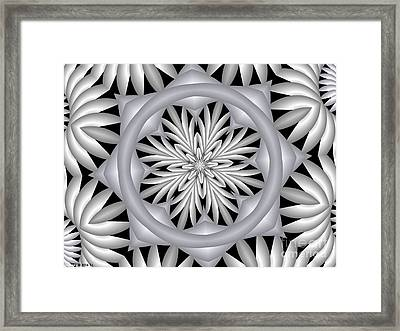 Cartesian  5 Framed Print by TJ Art