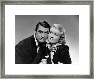 Cary Grant Framed Print by Retro Images Archive