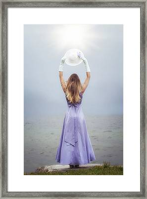 Catching The Sunlight Framed Print by Joana Kruse