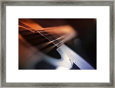 Cat's In The Cradle Framed Print by Laura Fasulo