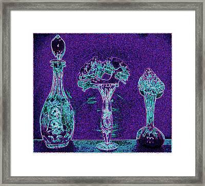 Celebration Framed Print by Will Borden