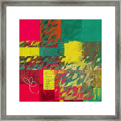 Celebrations - 131140143-04a Framed Print by Variance Collections