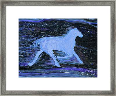 Celestial By Jrr Framed Print by First Star Art
