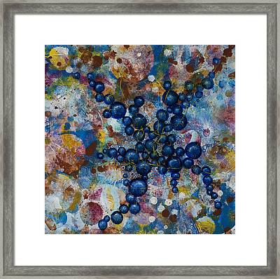 Cell No.20 Framed Print by Angela Canada-Hopkins