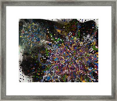 Cell No.6 Framed Print by Angela Canada-Hopkins