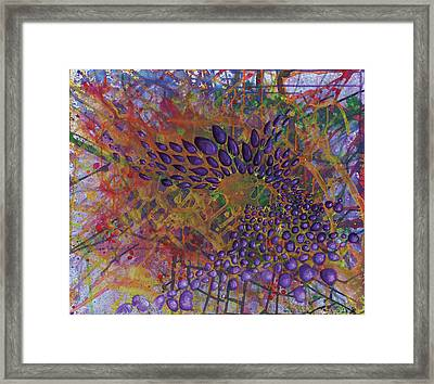 Cell No.8 Framed Print by Angela Canada-Hopkins