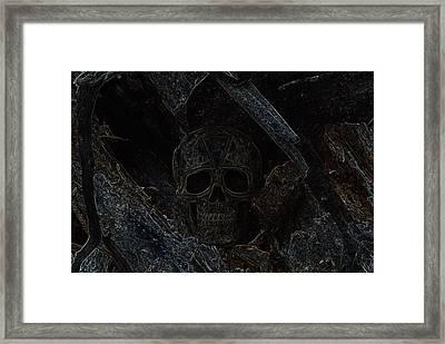 Celtic Framed Print by Derek Moffat