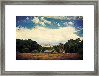 Certain Needs Framed Print by Laurie Search