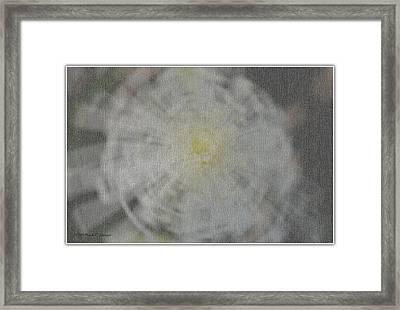 Chakra Framed Print by Sonali Gangane