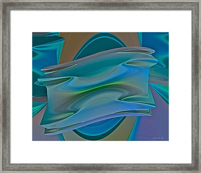 Changing Expectations Framed Print by Judi Suni Hall