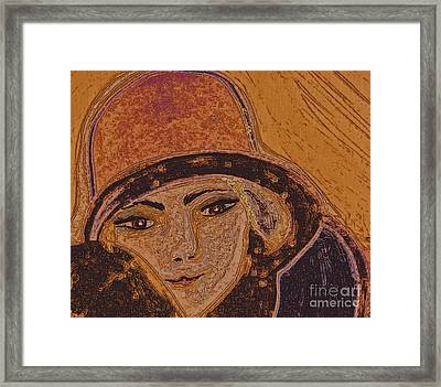 Chapeau By Jrr Framed Print by First Star Art