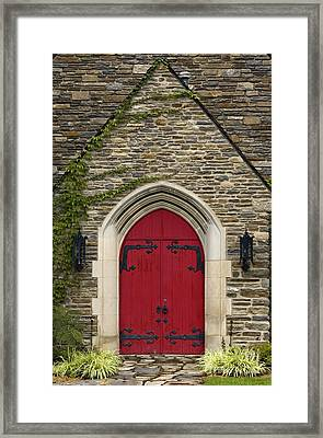 Chapel - D003211 Framed Print by Daniel Dempster