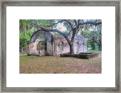 Chapel Of Ease Framed Print by Scott Hansen