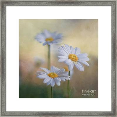Charites Framed Print by Maria Ismanah Schulze-Vorberg