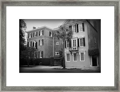 Charleston  Framed Print by Kelly Hazel