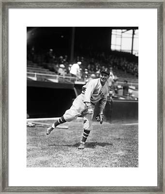 Charlie Root Framed Print by Retro Images Archive