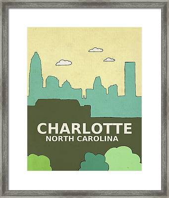 Charlotte Framed Print by Lisa Barbero