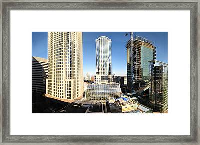 Charlotte Nc - 01139 Framed Print by DC Photographer