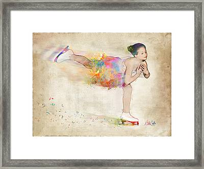 Chase Your Dreams Framed Print by Nikki Smith