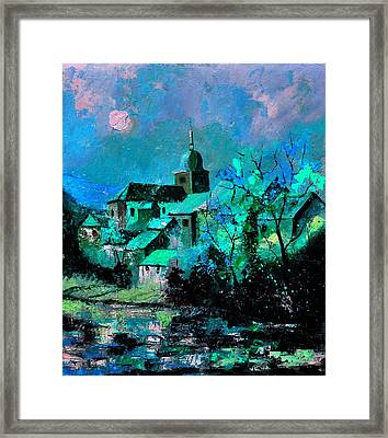Chassepierre 6712 Framed Print by Pol Ledent