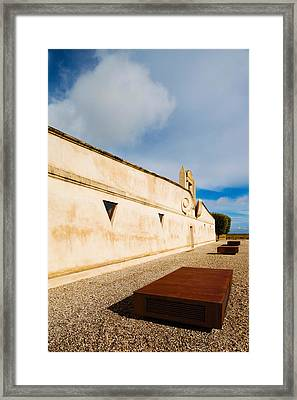Chateau Pichon Longueville Baron Winery Framed Print by Panoramic Images