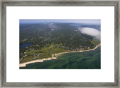 Chatham, Cape Cod Framed Print by Dave Cleaveland