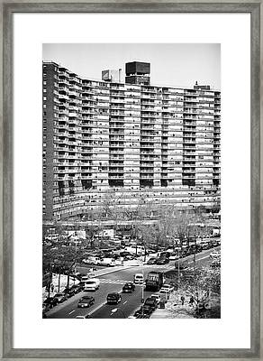 Chatham Green 1990 Framed Print by John Rizzuto