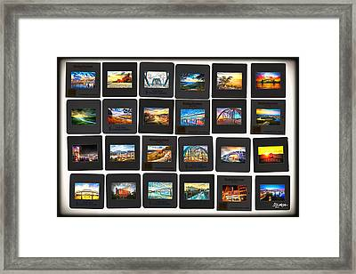 Chattanooga 24 Exposures Framed Print by Steven Llorca