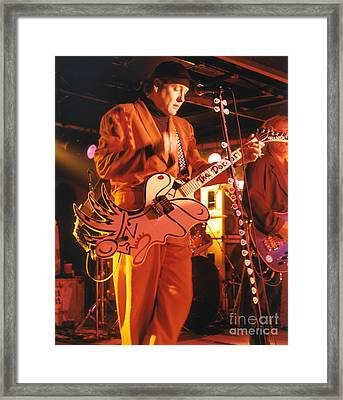 Cheap Trick-93-rick-3 Framed Print by Gary Gingrich Galleries