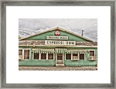 Chester's Place Framed Print by Scott Pellegrin