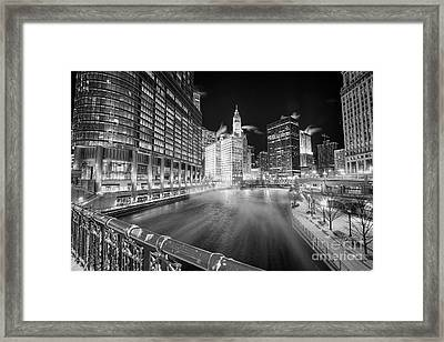 Chiberia Framed Print by Jeff Lewis