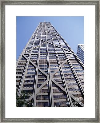 Chicago 1 Framed Print by Jennifer E Doll