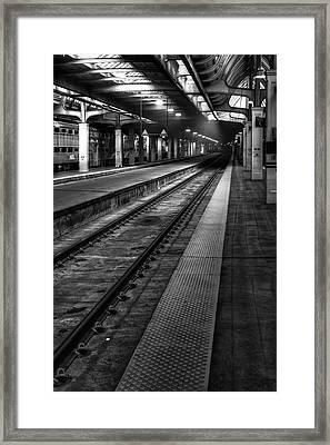 Chicago Union Station Framed Print by Scott Norris