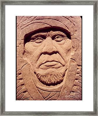 Chief-keokuk Framed Print by Gordon Punt