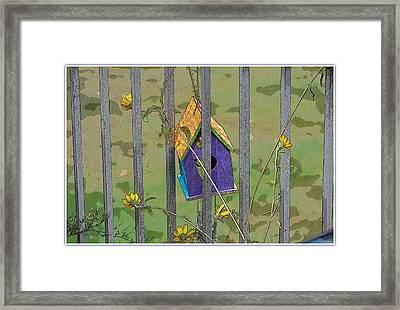 Childhood Memories Framed Print by Sonali Gangane